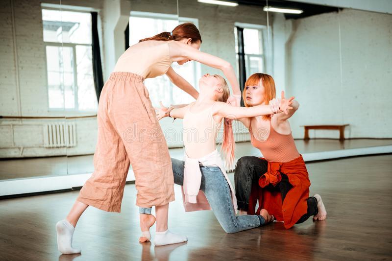 Professeurs de danse